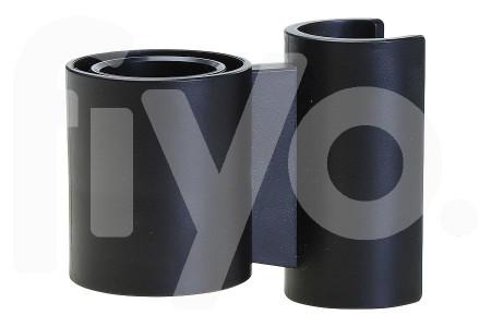 Soporte de varilla (tubo) de la aspiradora 35mm de accesorios cepillo para muebles y herramienta para grietas 88x47x69mm aspiradora 573934, 00573934