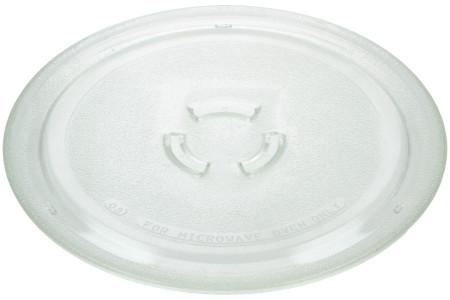 Plato de cristal (diámetro 25 cm) microondas 481246678412