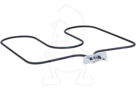 Resistencia/elemento calefactor (Inferior, horno) horno 92741487