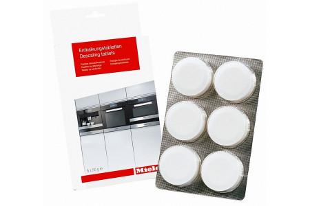 Miele Descalcificador 6 piezas para cafetera y horno 5626050
