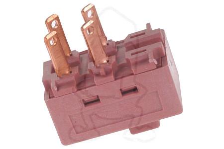 Interruptor (2 posiciones 4 contactos) campana extractora 481927618054