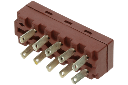 Interruptor (4 posiciones 10 contactos) campana extractora 481927618411