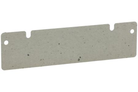 Placa de mica (128x33mm con 2 muescas) microondas 481944238057