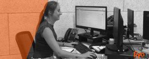 Os presentamos a nuestra empleada del mes: Anneke de servicio al cliente